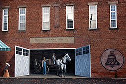 Gallery - Telephone Company Mural