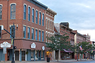 Web Design in Circleville Ohio - Downtown Circleville