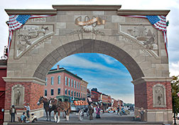 Gallery - Pumpkin Show Mural in Circleville, Ohio