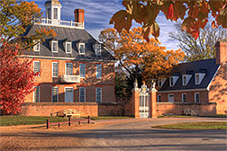 Photo Gallery - Governor's Palace at Colonial Williamsburg