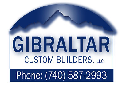 Gibraltar Custom Builders - Logo Design - Dynamic Digital Solutions