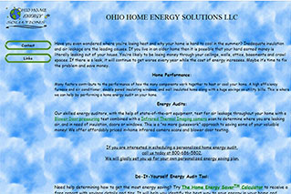 Ohio Home Energy Solutions - Old Website